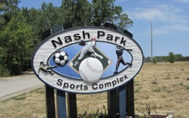 nash park sports complex, western kiwanis youth baseball, kids baseball kenosha