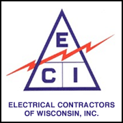 Electrical Contractors of Wisconsin Inc, league sponsor, western kiwanis youth baseball